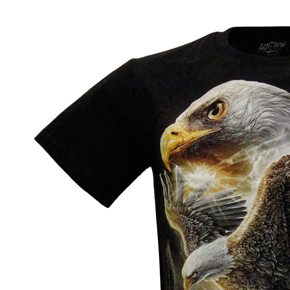 T-shirt Eagle Glow in the Dark