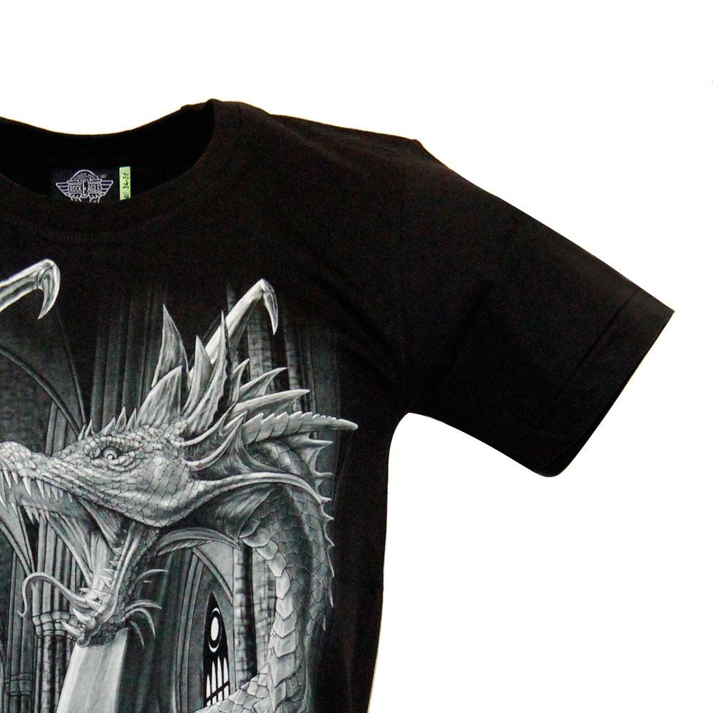 T-shirt Noctilucent Dragon