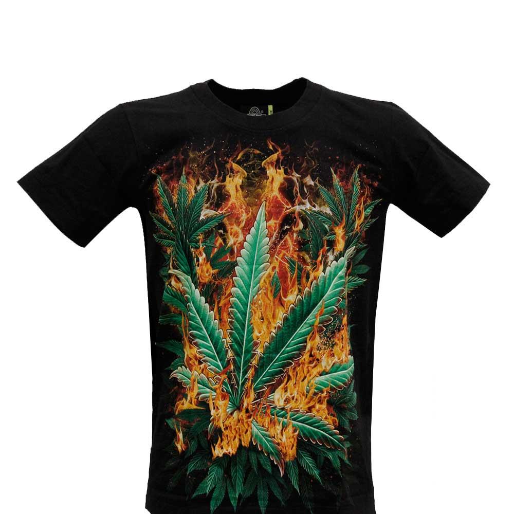 T-shirt Noctilucent Herb