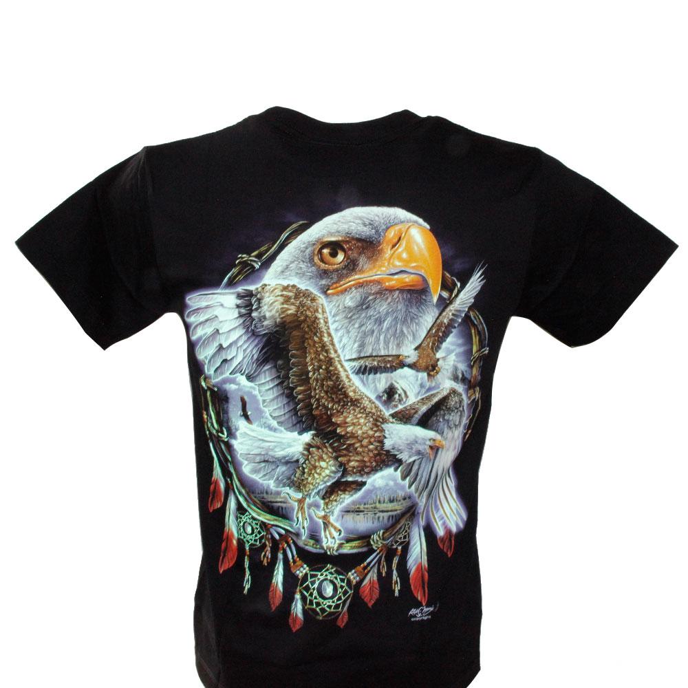 HD T-shirt Eagle