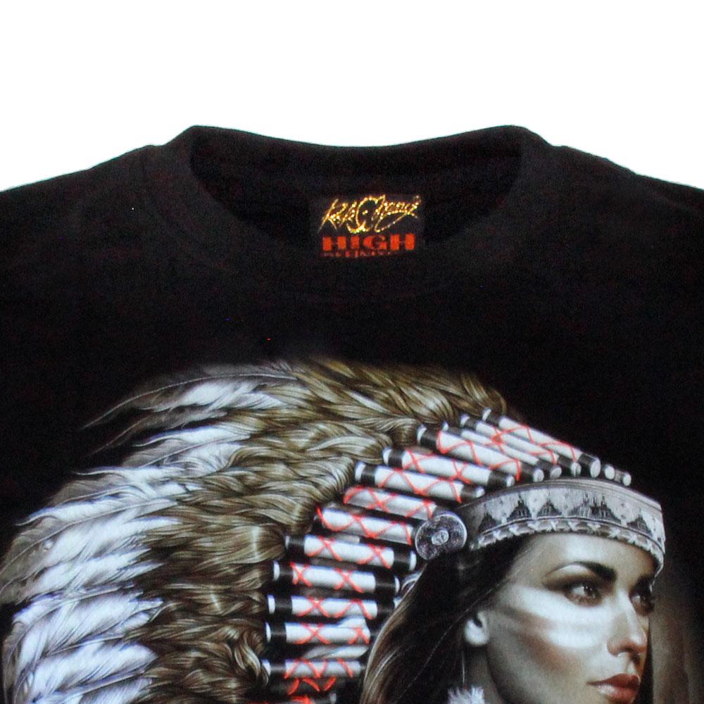 T-shirt HD Indian