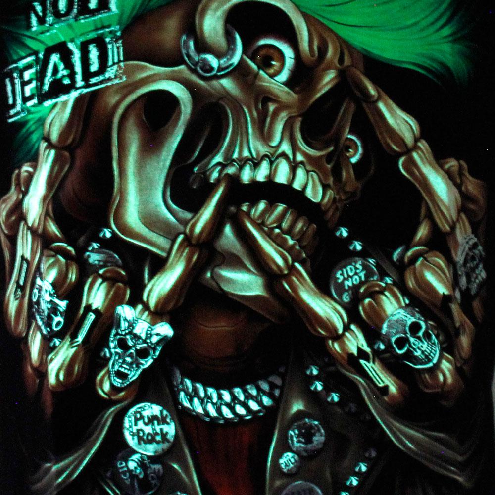 T-shirt HD Punk Rock