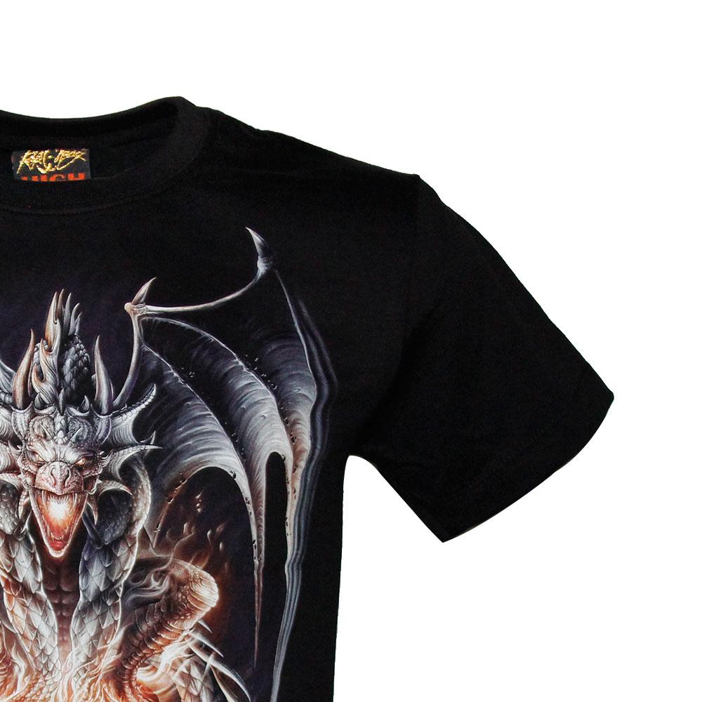 T-shirt HD Dragon