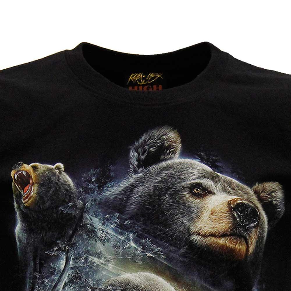 HD T-shirt Bear Glow in the Dark