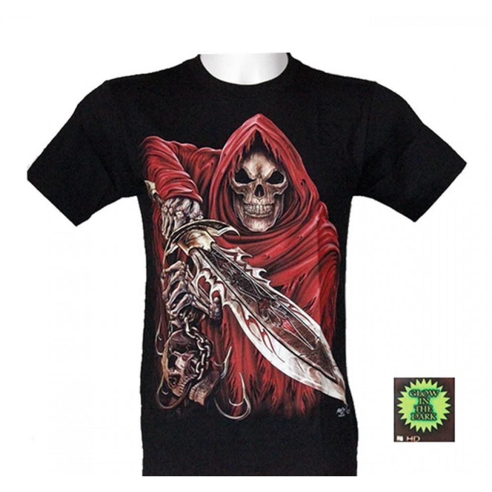 T-Shirt HD Killer Red