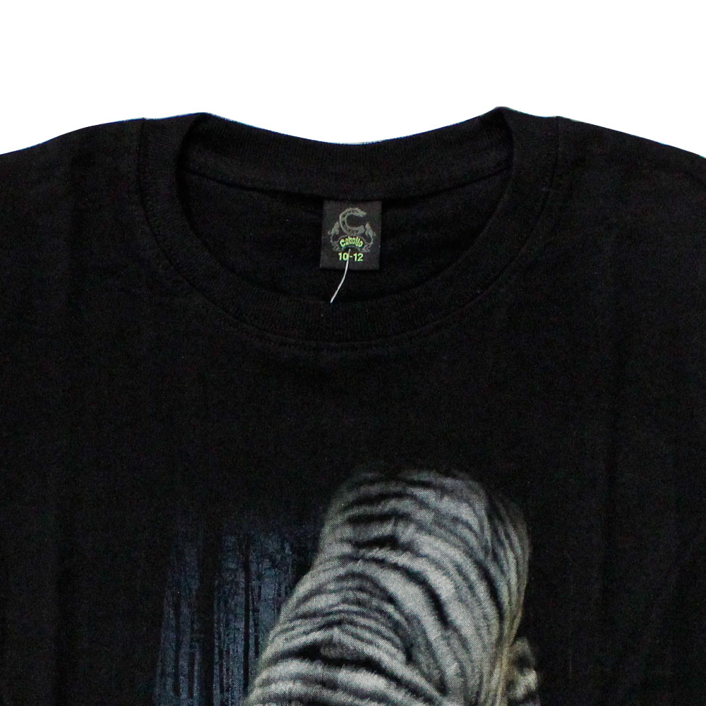 T-shirt Noctilucent Tiger Kid