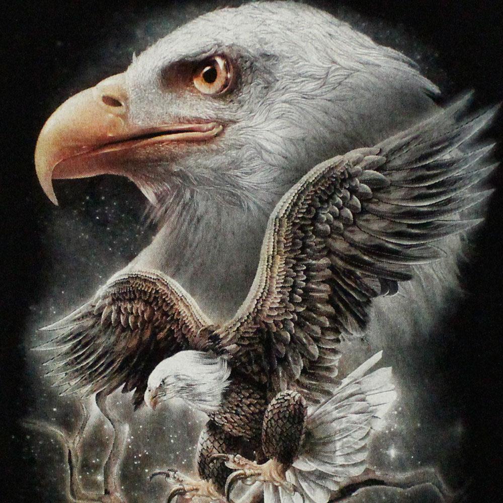 T-shirt Noctilucent Eagle Kid