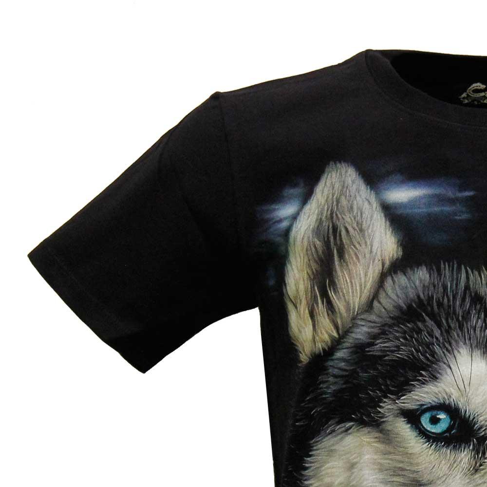 T-shirt Noctilucent Dog