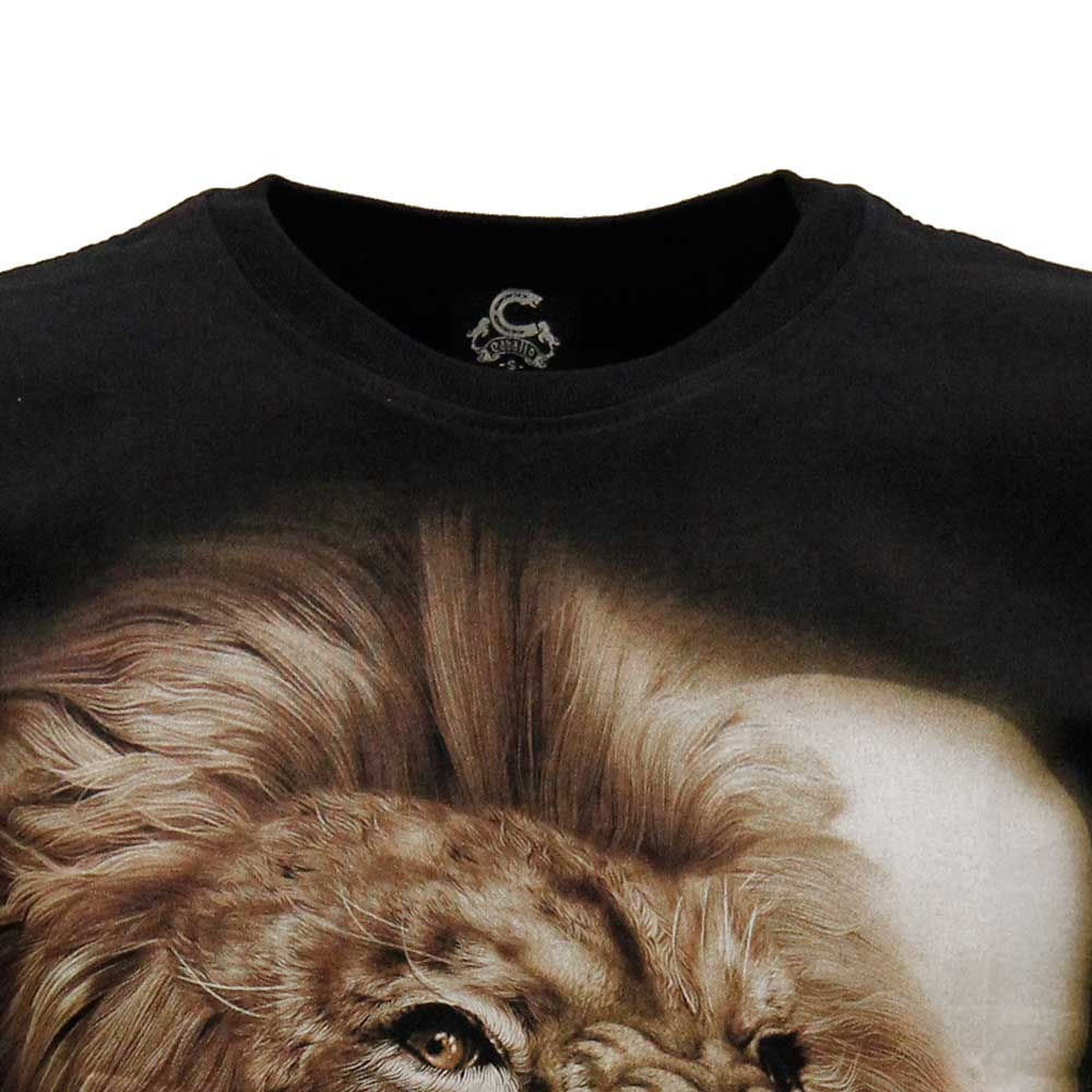 T-shirt Lion Glow in the Dark