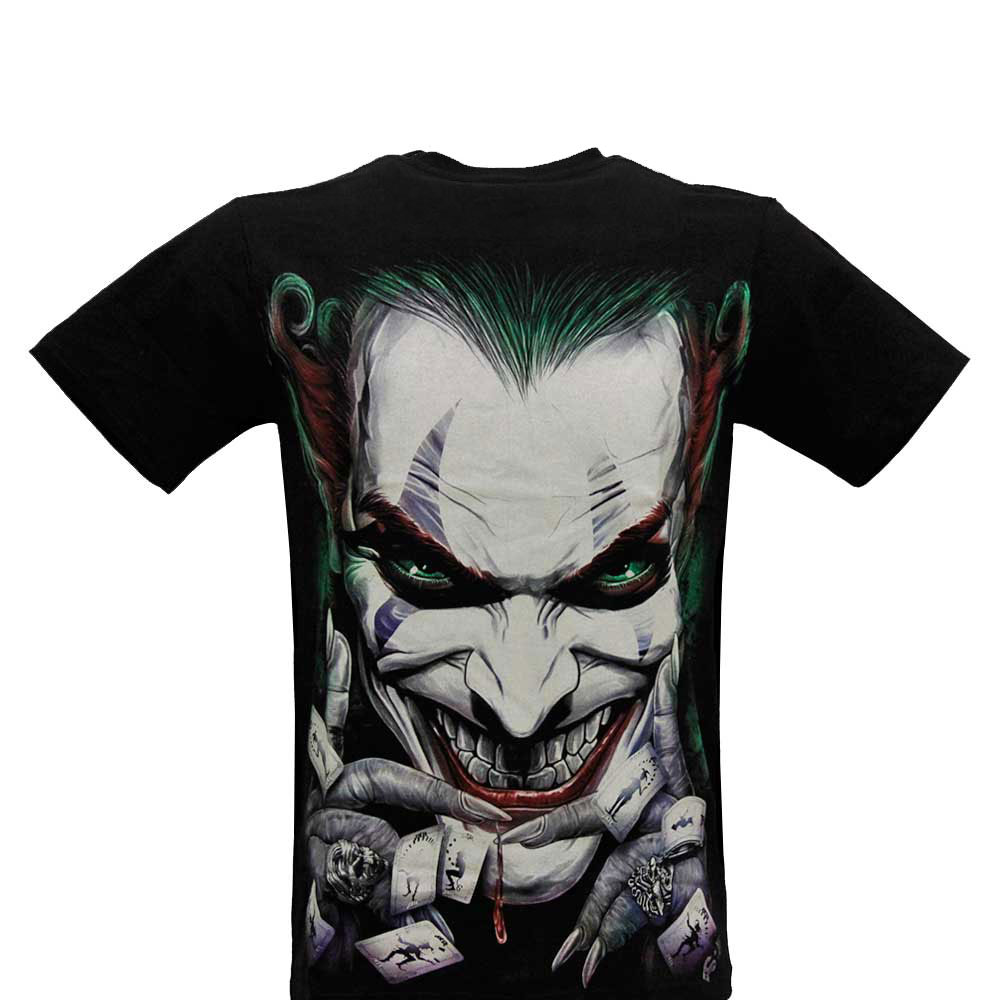 T-shirt Joker Glow in the Dark