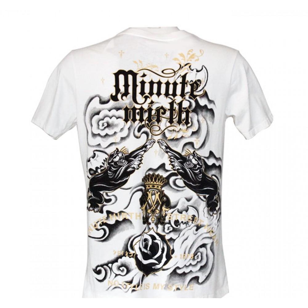 White T-shirt Monster