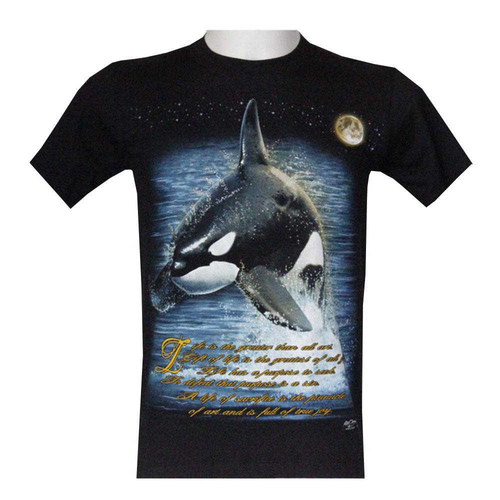 T-shirt Dolphin