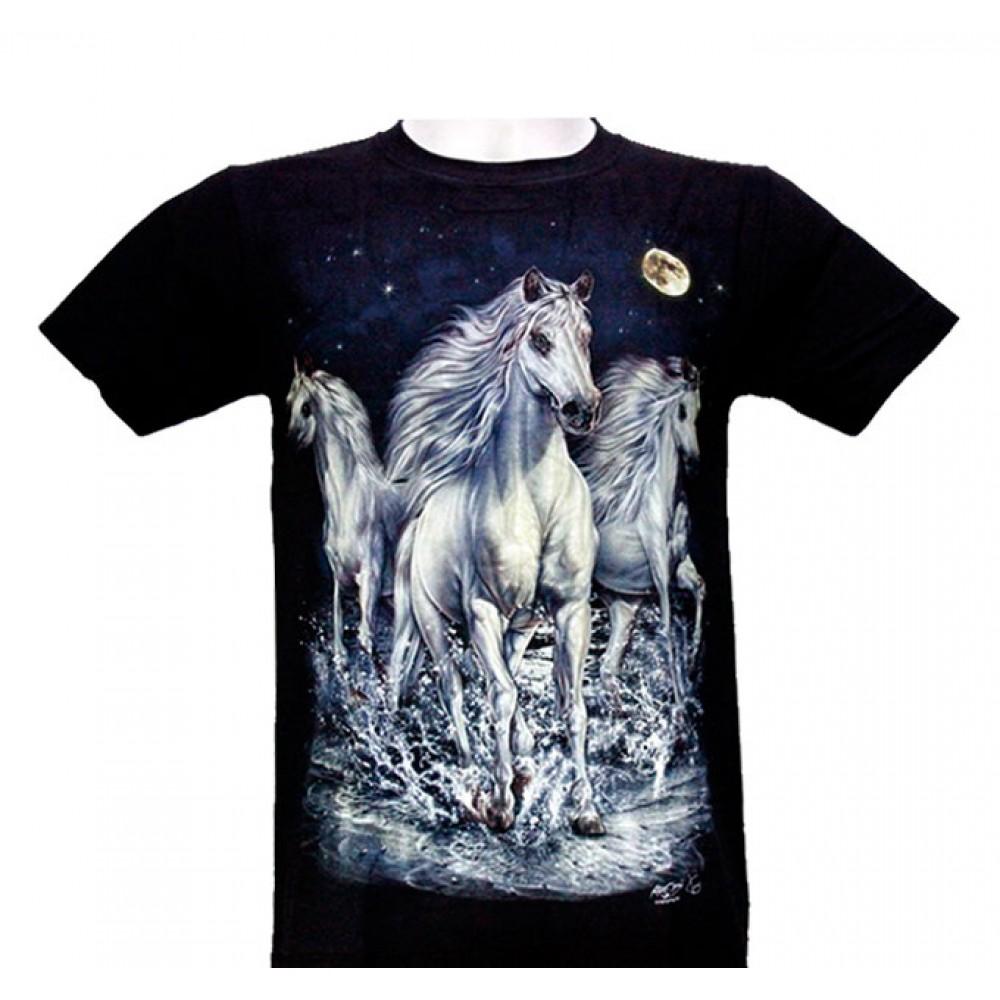T-shirt Horse