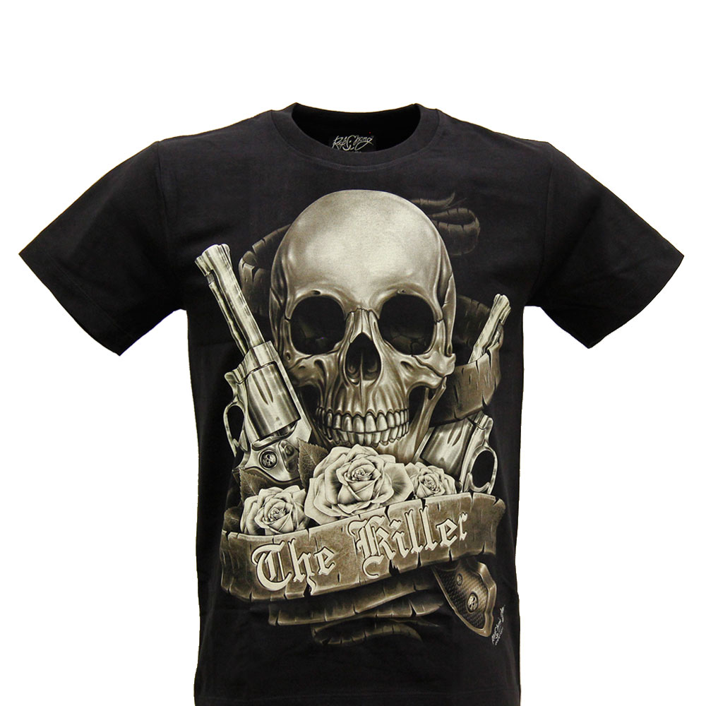T-shirt Noctilucent The Killer