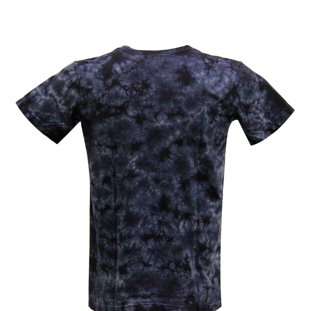 T-shirt Tie-Dye Demon Face