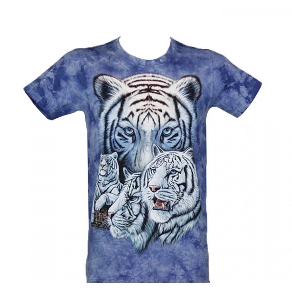 T-shirt Tie-Dye Lion