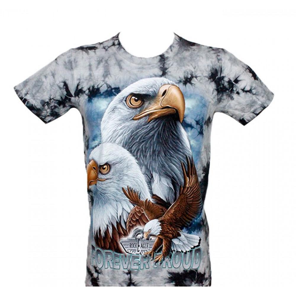 T-shirt Tie-Dye Eagle