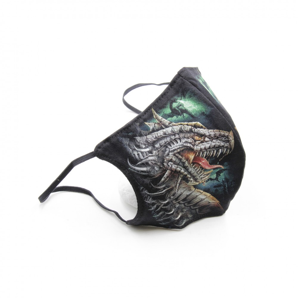 Print mask with Dragon