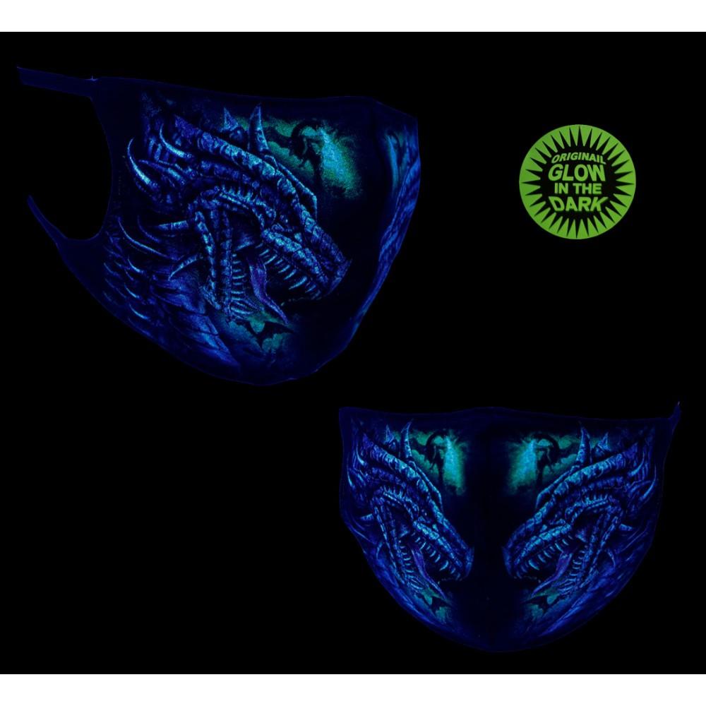 Print mask with Dragon