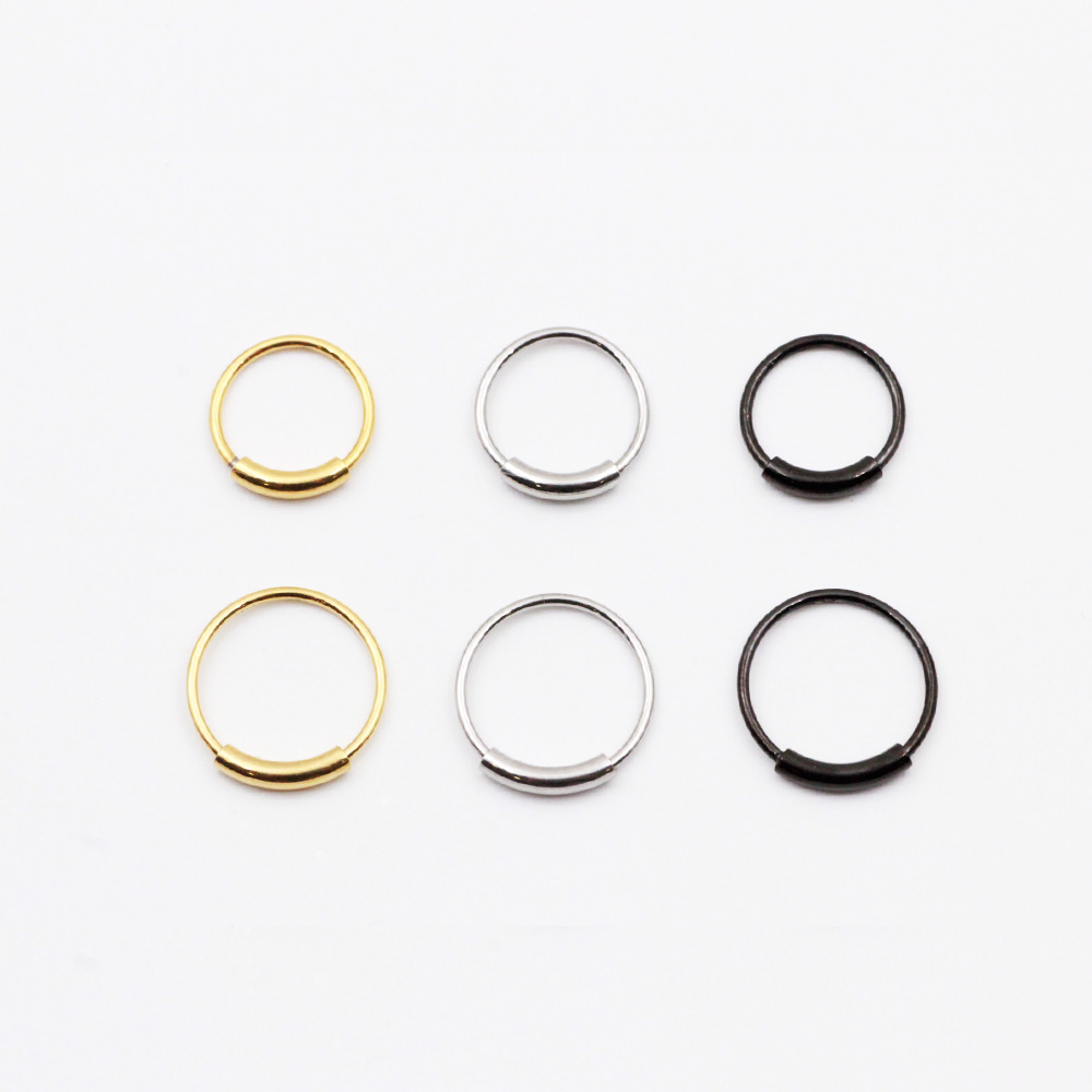 Septum Circle Ring