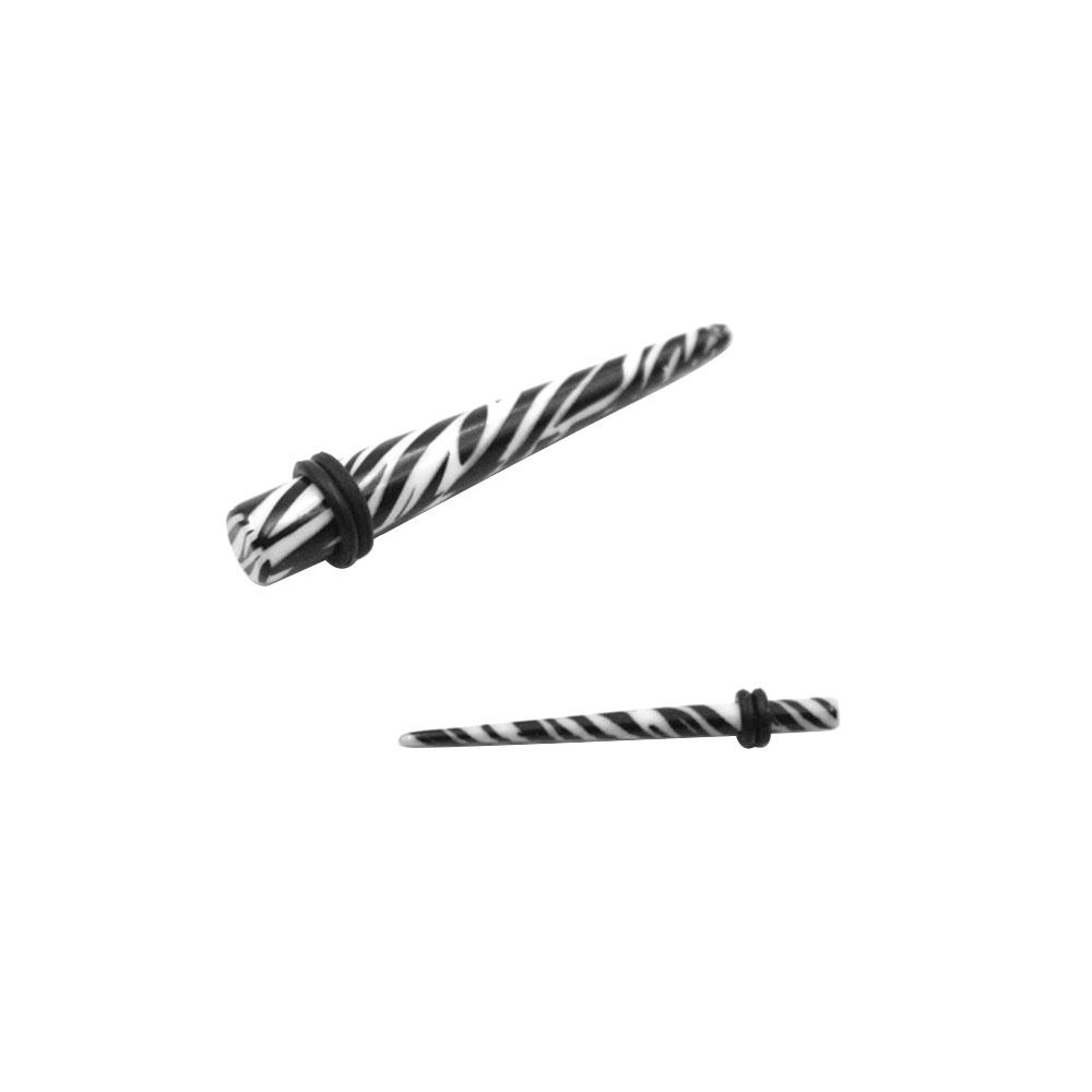 Expander with Zebra Texture
