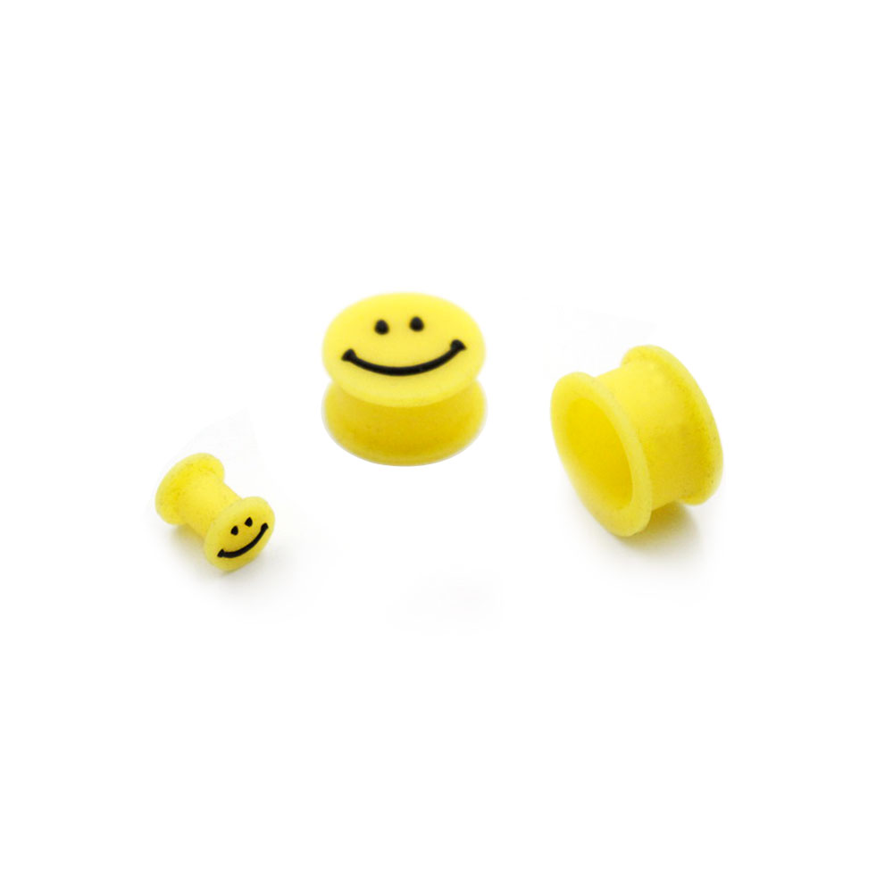 Plug Yellow Emoji Smile