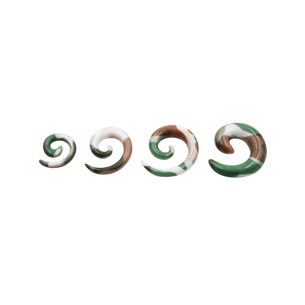 Spiral Tricolor