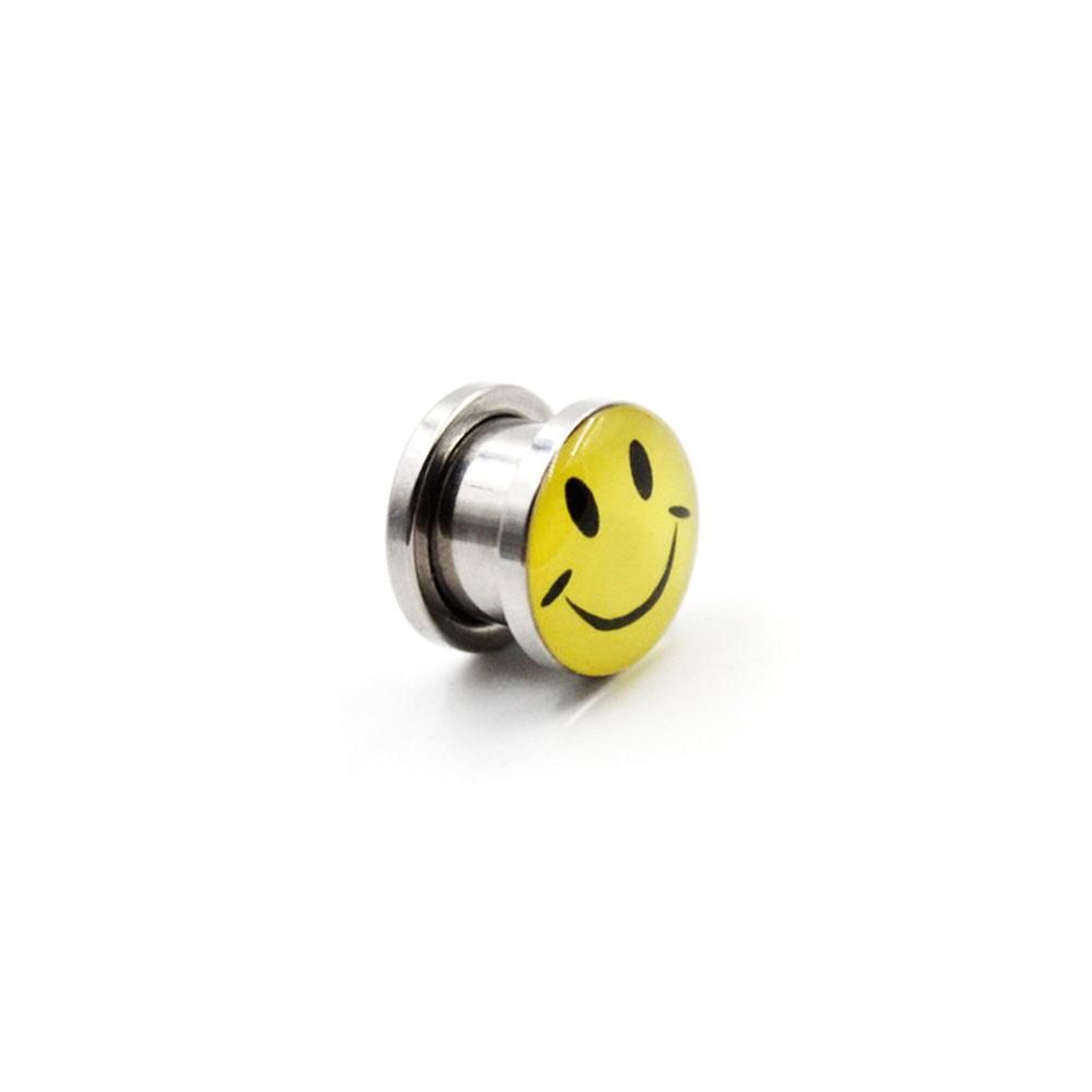 Plug Emoji Smile
