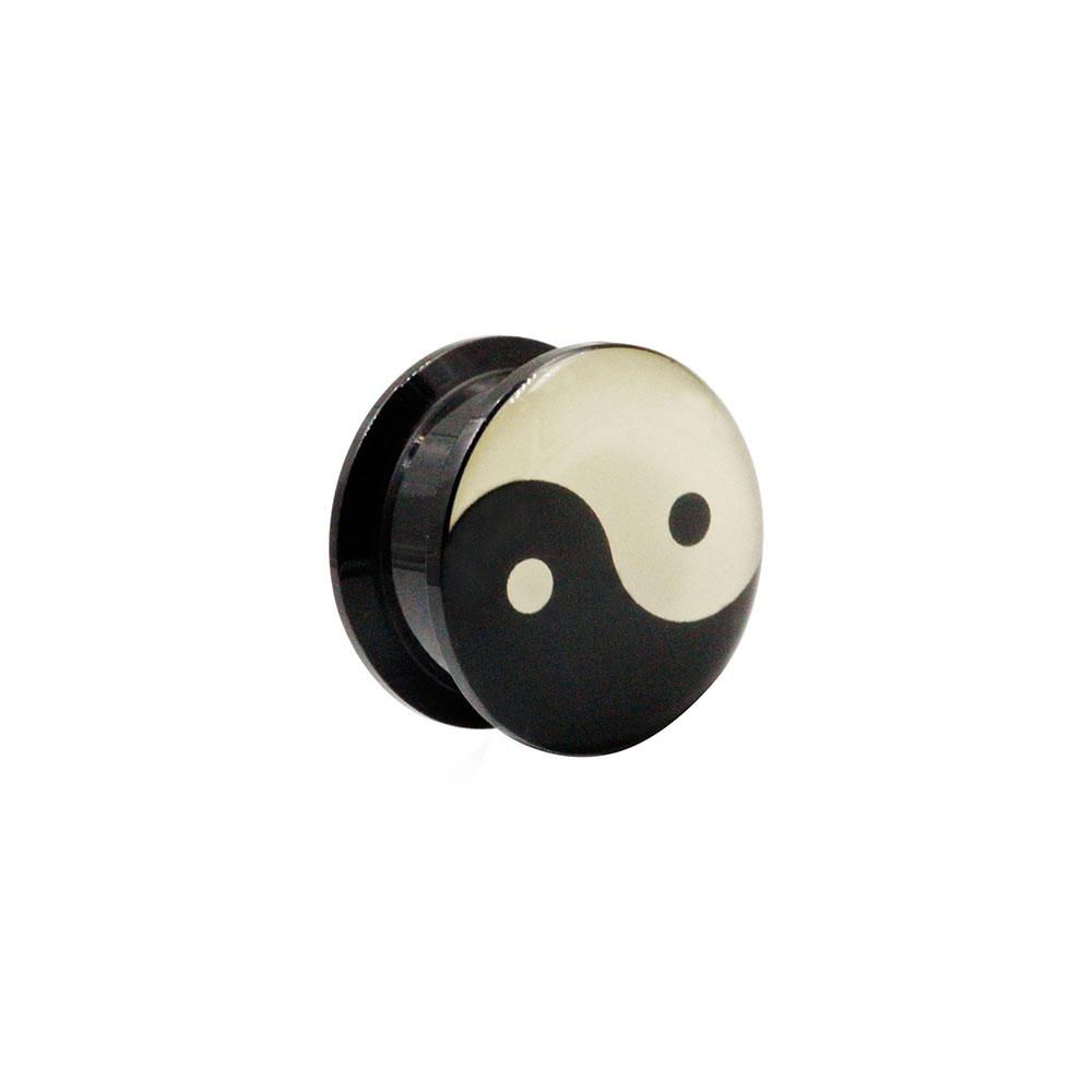 Plug Black with Tai Chi