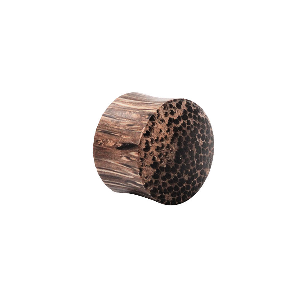 Plug Coconut Wood