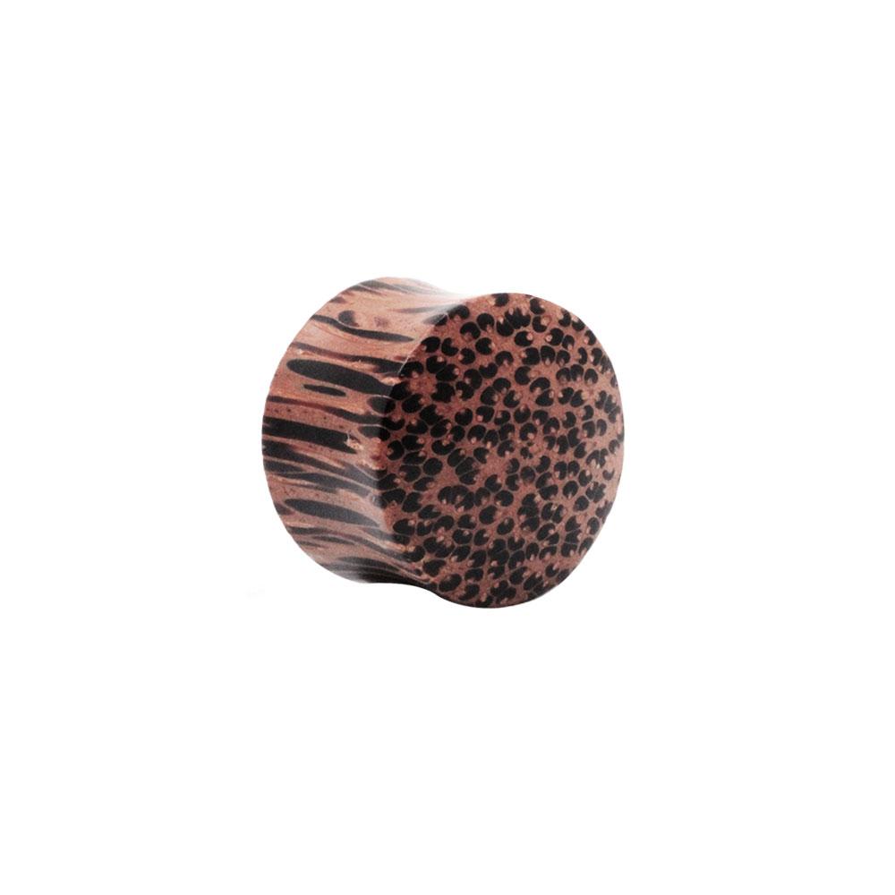 Plug Coconut Wood