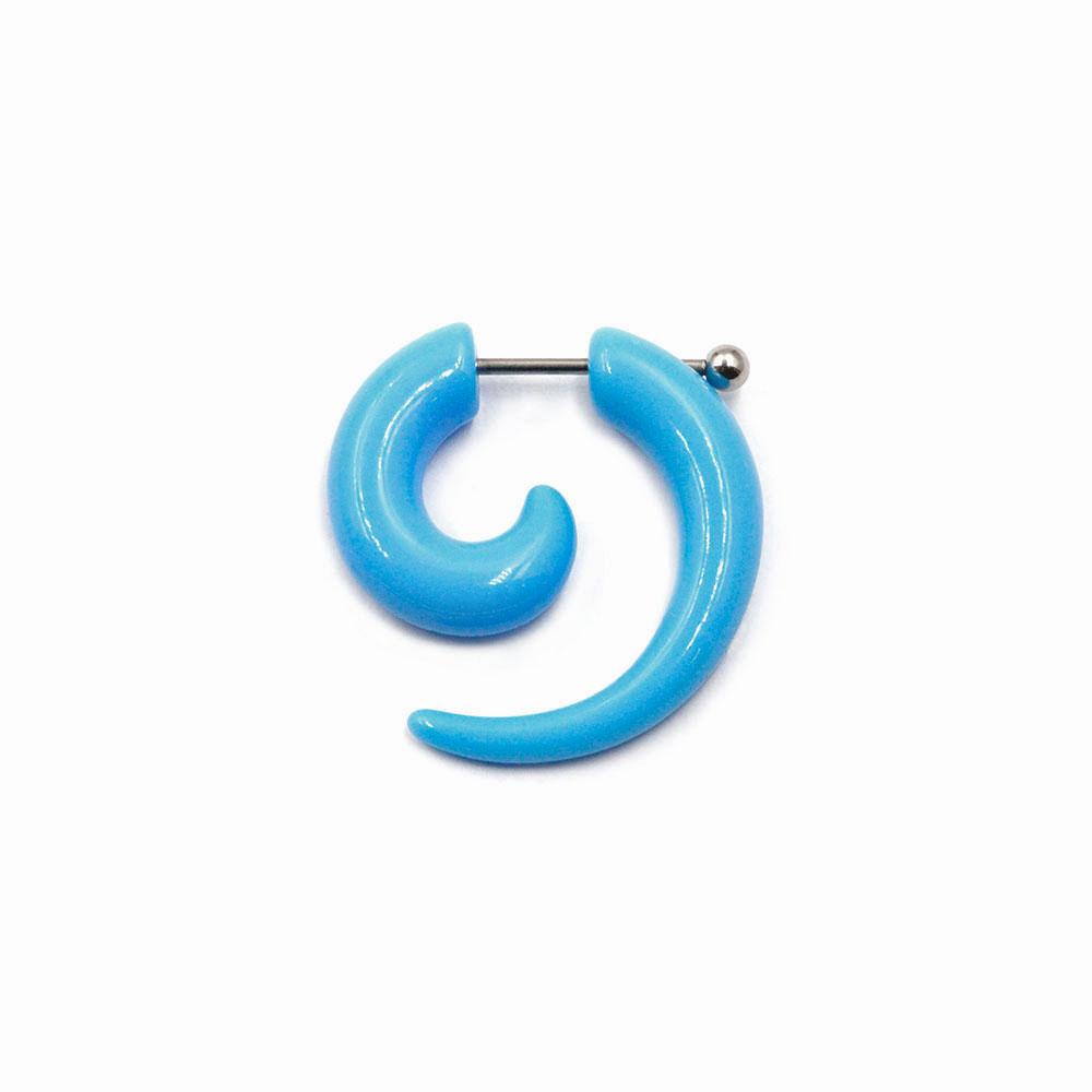 Fake Spiral Blue