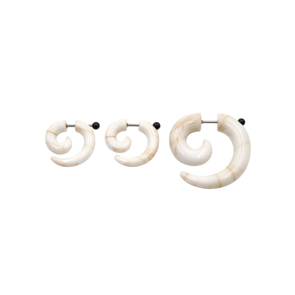 Fake Spiral White