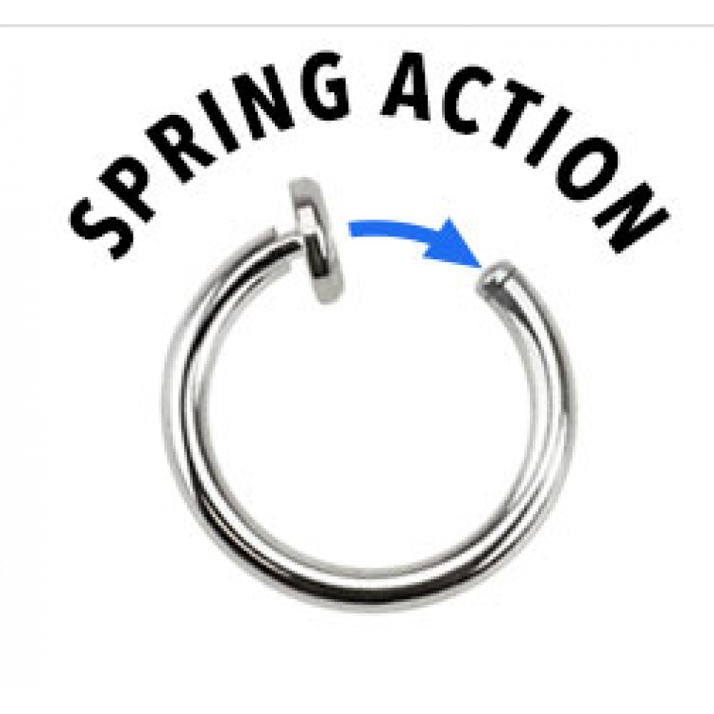 Fake Ring Clip