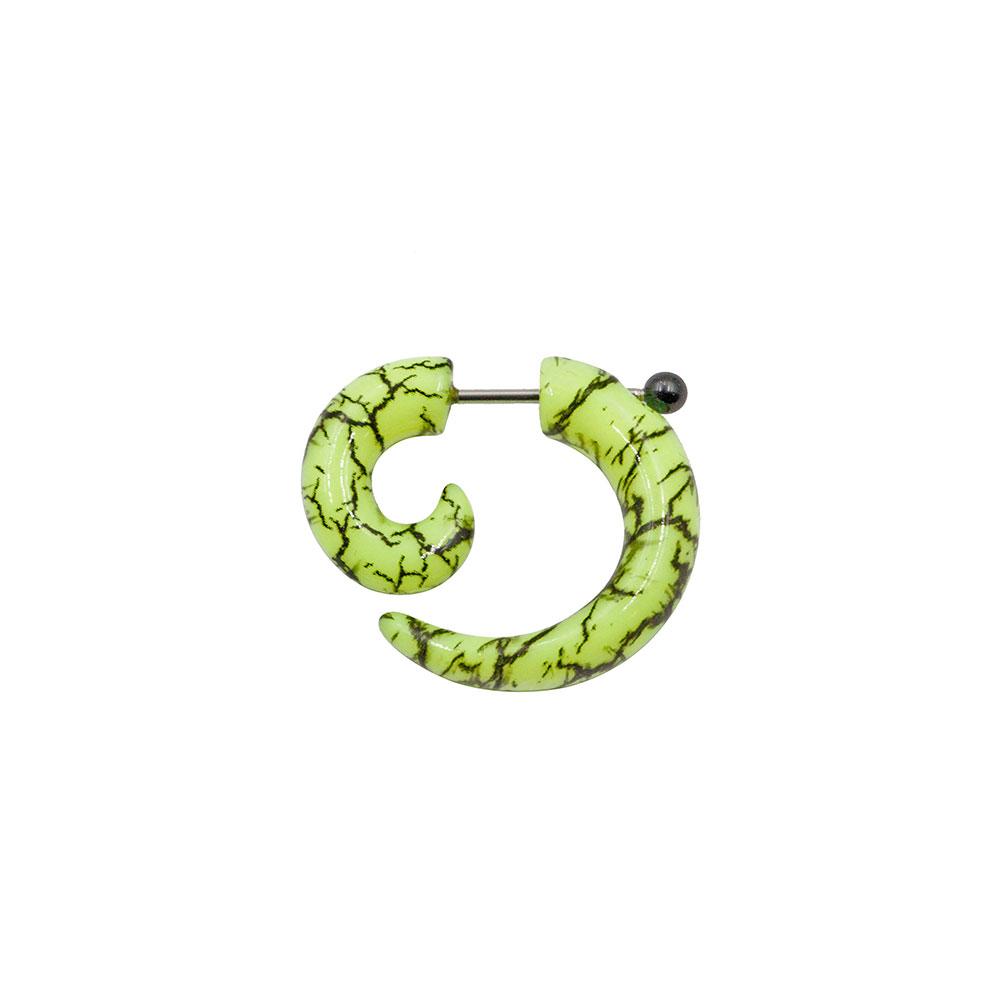 Fake Spiral Green