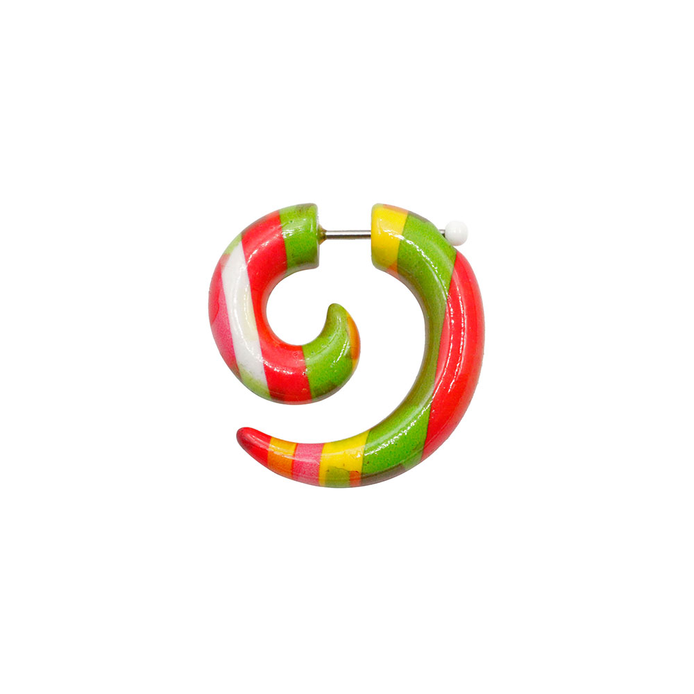 Fake Spiral Multicolor