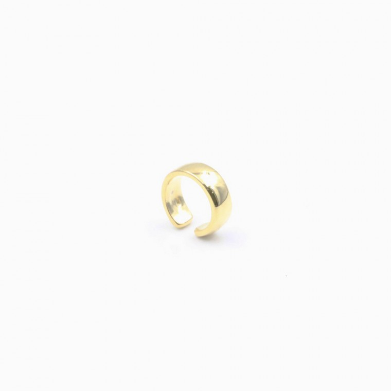 Classic Earring without piercing, Pave single in Helix / Cartilage 1pc