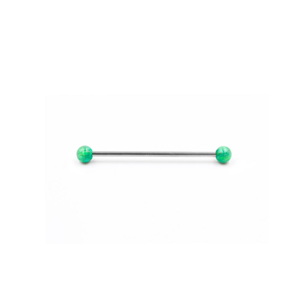 Barbell Industrial Double Opal Balls