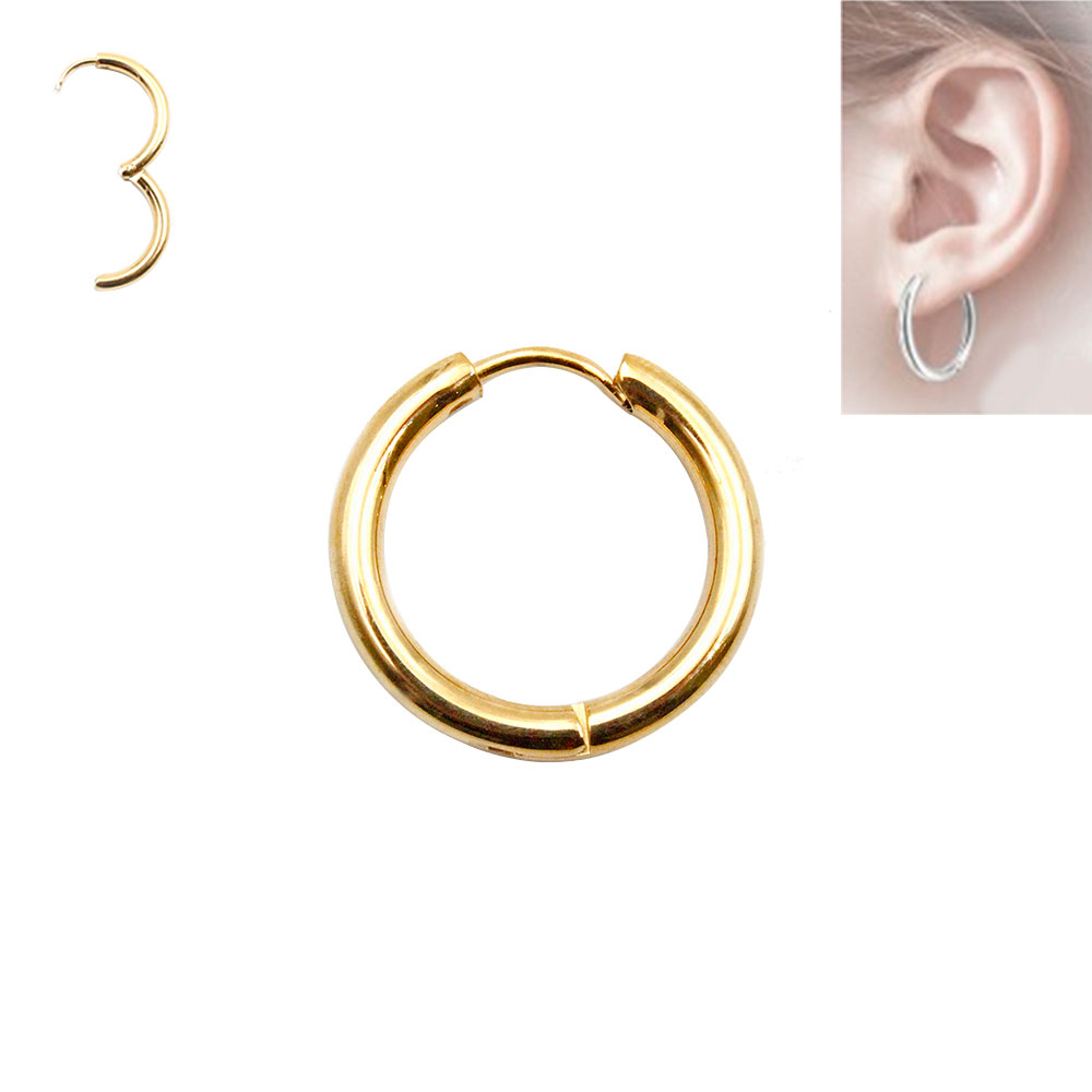 Earring Clicker Polished
