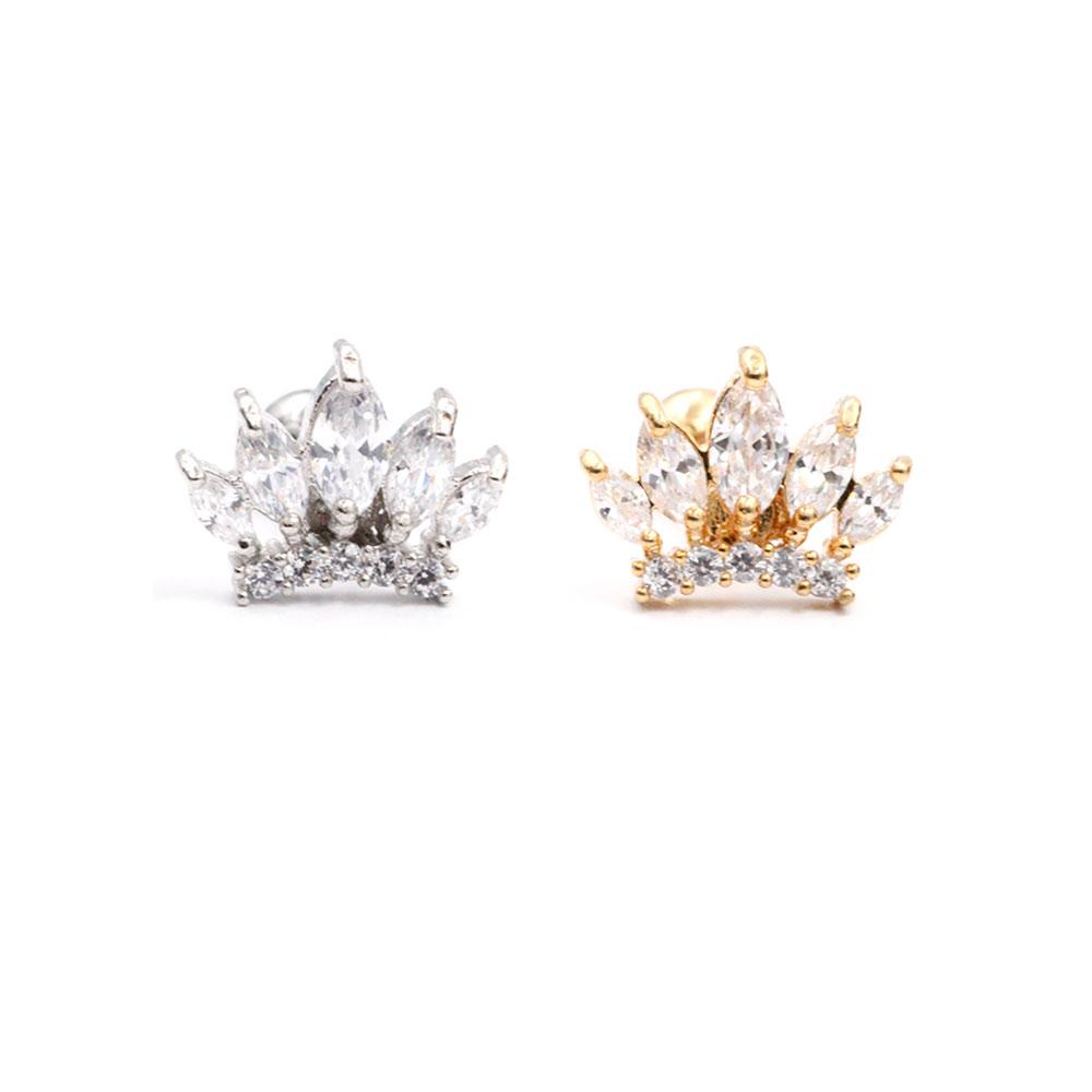 Piercing Cartilage Crown