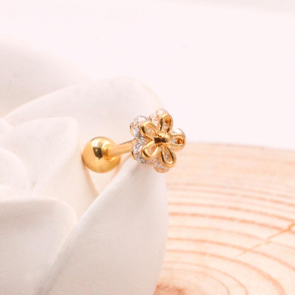 Piercing Cartilage Flower