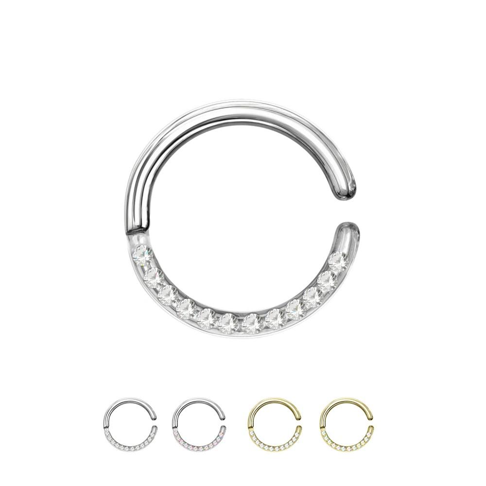 Folding Ring for Septum Crystal