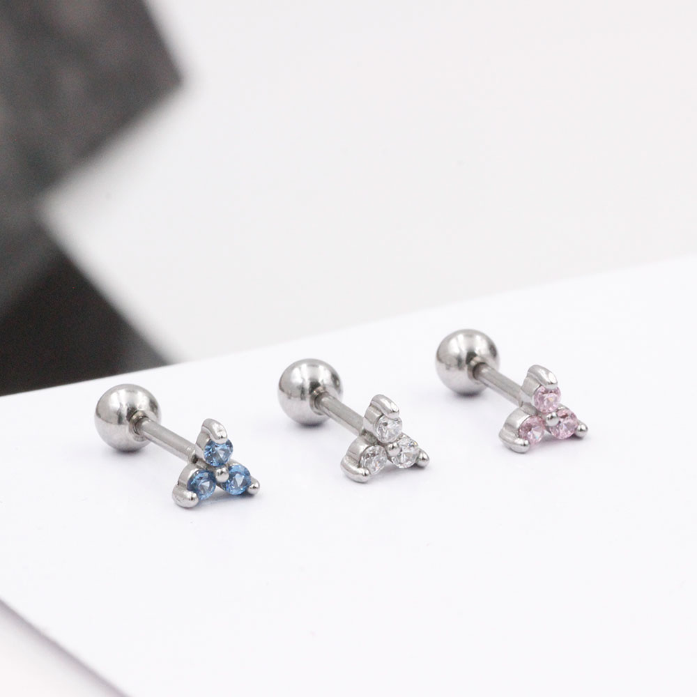 Piercing Cartilage Crystal