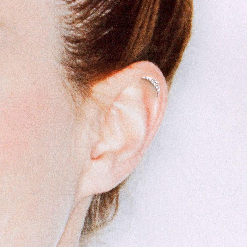 Piercing Cartilage Crystal