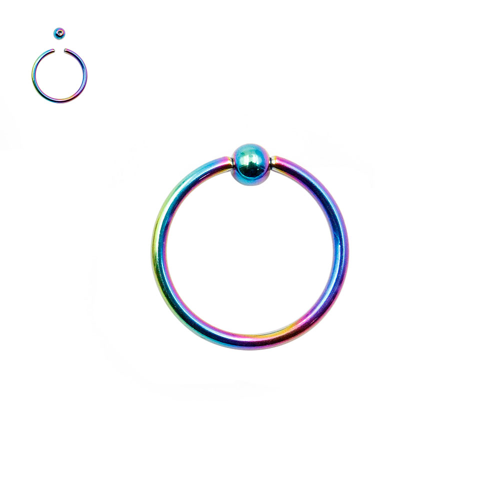 Ring with Small Ball Colourful