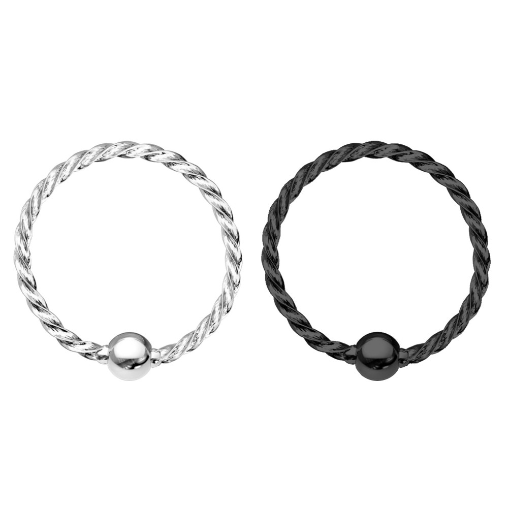 Ring Rope-Like with Ball Closure Original