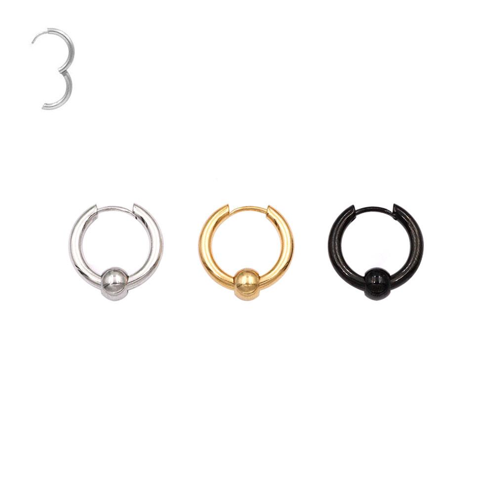 Circular Ring with Ball