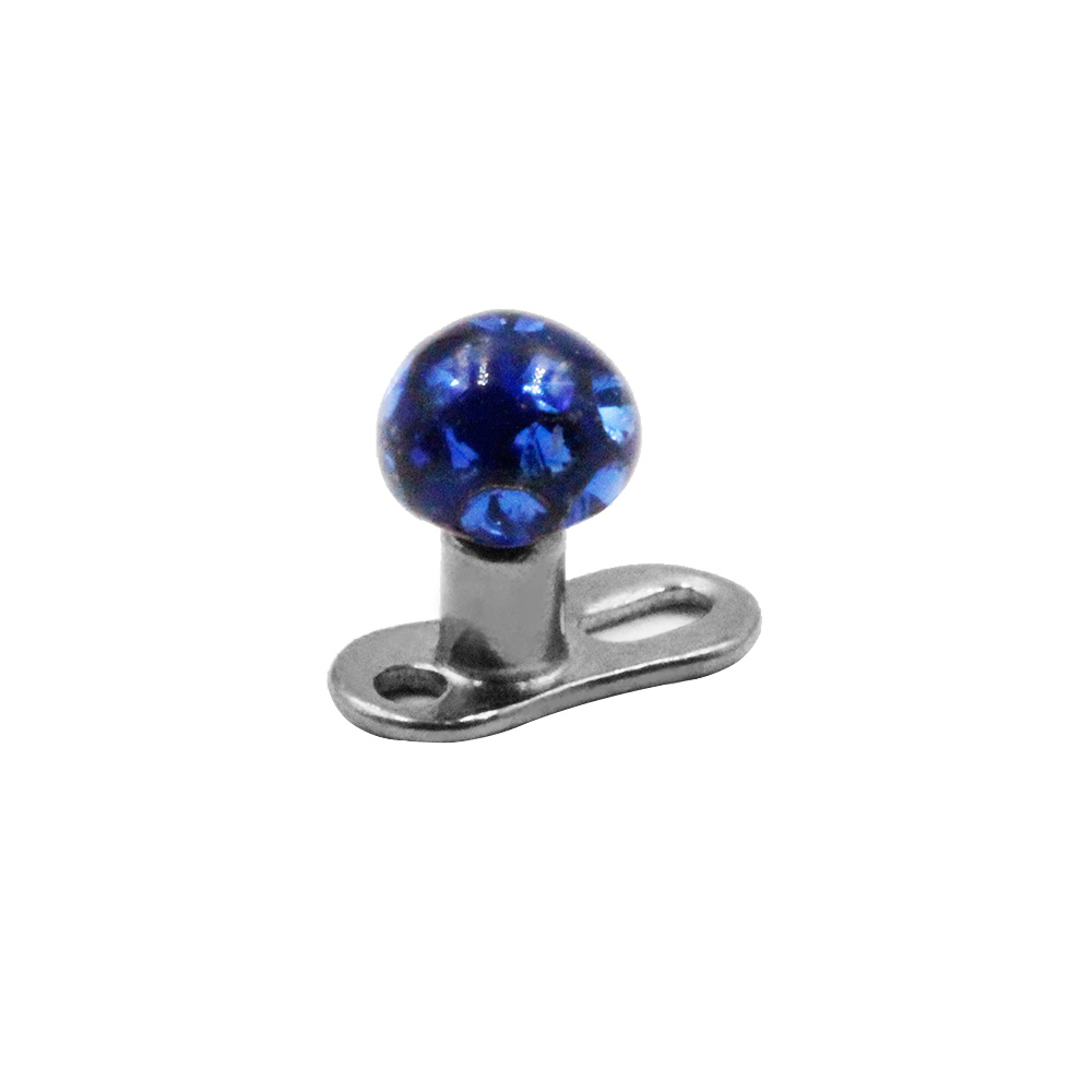 Dermal Anchor Resin Ball