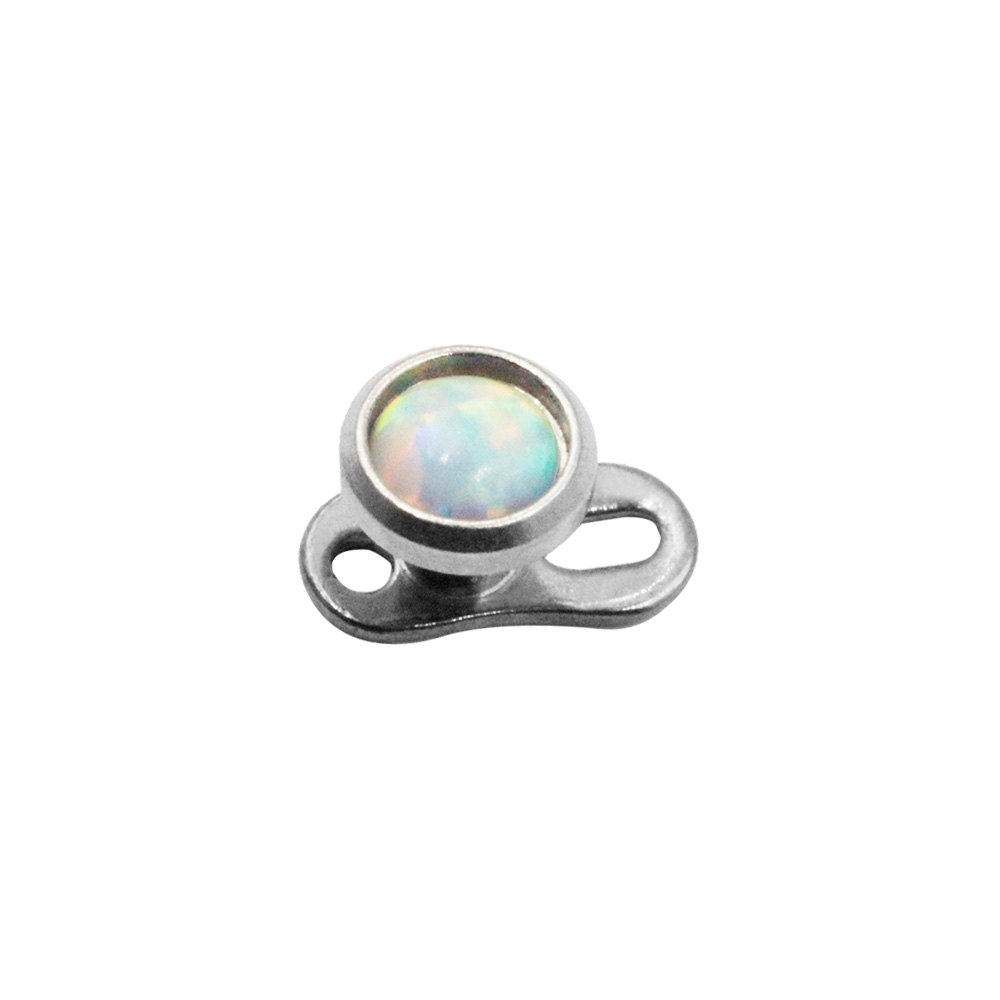Dermal Anchor Opal Ball