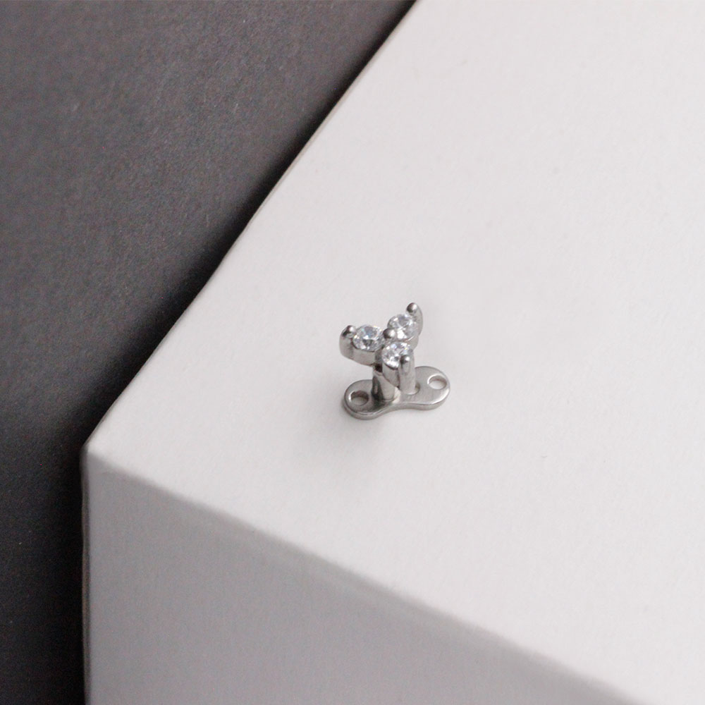 Dermal Anchor Crystal
